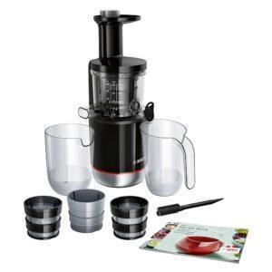 Storcător de fructe și legume Bosch VitaExtract 150 W Black MESM731M