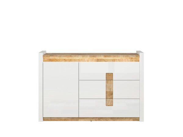 Comoda Alameda cu 1 usa si 3 sertare